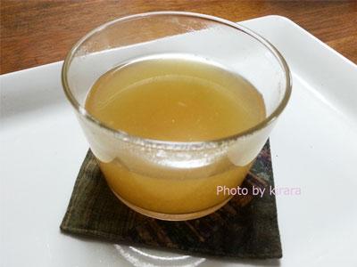 金時生姜の生姜パウダーみらいの生姜で作ったホットはちみつ生姜湯