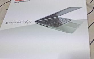 東芝dynabook-KIRA/V64