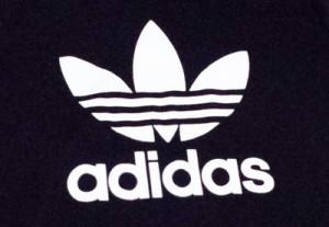 アディダスオリジナルスのロゴ