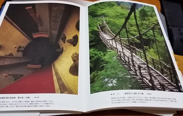 死ぬまでに行きたい!日本の絶景 祖谷のかずら橋