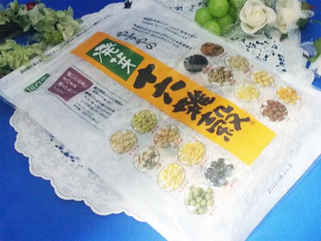 やずやの雑穀米 発芽十六雑穀の外包み画像