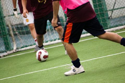サッカーのイメージ画像